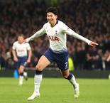Tottenham 2 Crystal Palace 0: Spurs open new stadium with routine win