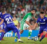 Real Betis Take 2-1 Win Over Leganes
