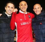 FA Cup second-round draw: Salford host Hartlepool, Walsall face tough away trip