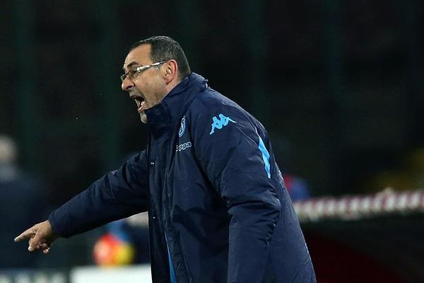 Sarri handed two-game Coppa Italia ban over homophobic comments