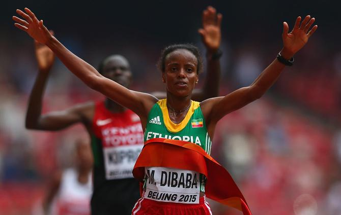 Mare Dibaba - Cropped