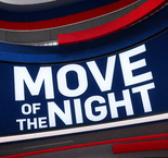 Move of the Night - LeBron James
