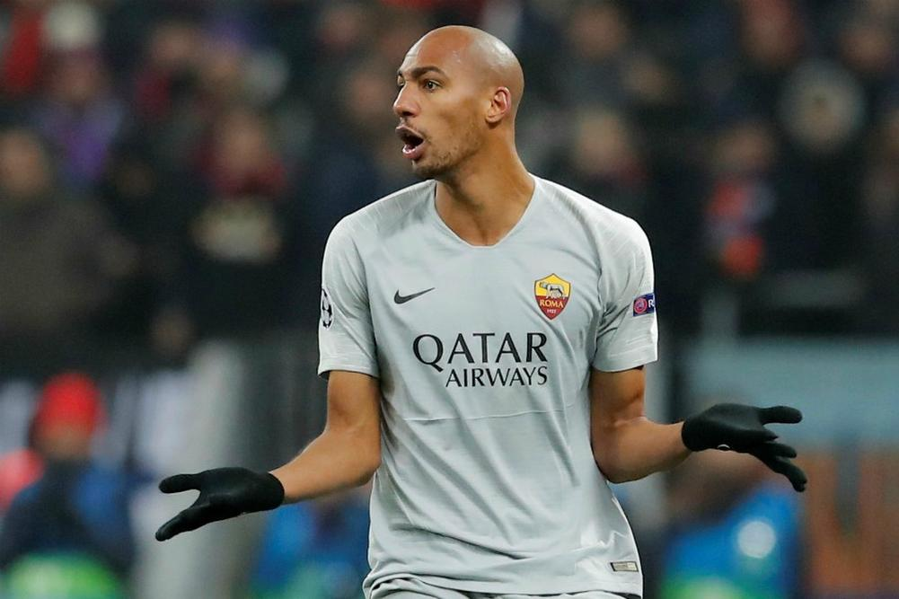 AS Rome: Nzonzi titulaire face à l'Udinese