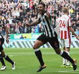 Newcastle United 2 Stoke City 1: Lascelles strikes again to make it three straight wins
