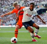 Premier League: Tottenham battu par les Magpies