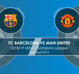 Head 2 Head - FC Barcelona v Manchester United