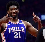 Embiid saves 76ers in overtime to down Hornets
