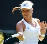 Brilliant Bertens ousts last of top-10 seeds at Wimbledon