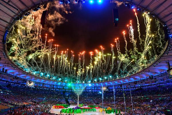 The Best Of The Olympic Closing Ceremony: Rio Wraps Up