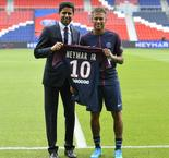 Neymar named in PSG squad to face Guingamp