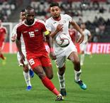 AFC Asian Cup - Palestine 0 Jordan 0 - Match Report