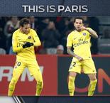 This is Paris: Neymar's Birthday
