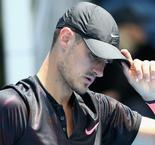 Tomic unfazed after failing to qualify for Australian Open