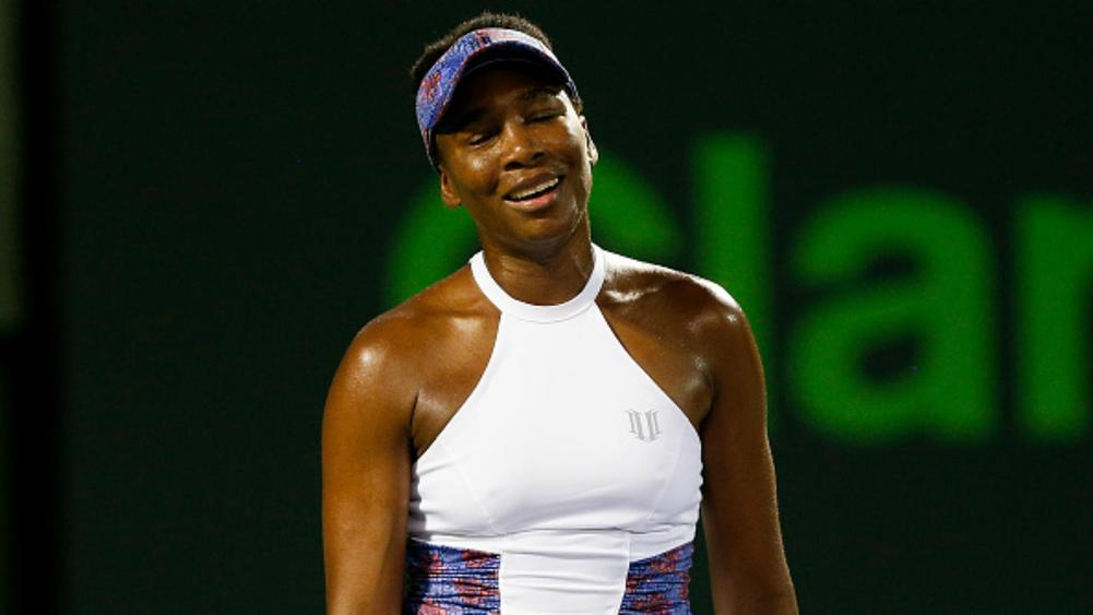 Venus stunned by Collins as Ostapenko reaches Miami semis