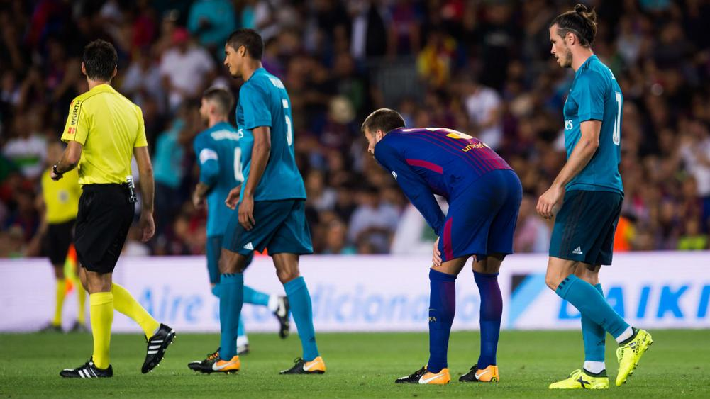 Barcelona star Andres Iniesta to miss Supercopa decider against Real Madrid