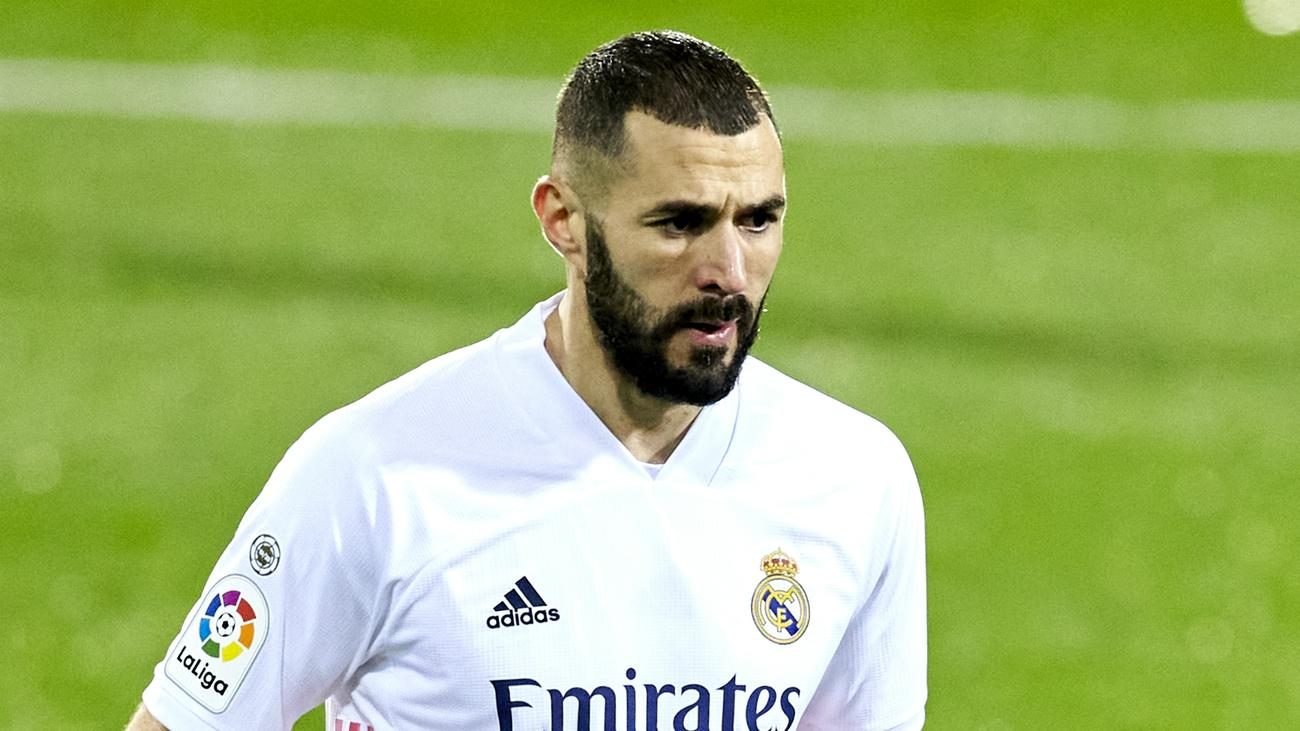 Benzema out of Madrid's Valladolid clash and in doubt for Atalanta