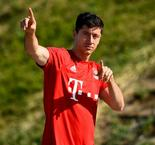 Robert Lewandowski Doesn't Fear Gonzalo Higuain Arrival At Bayern Munich