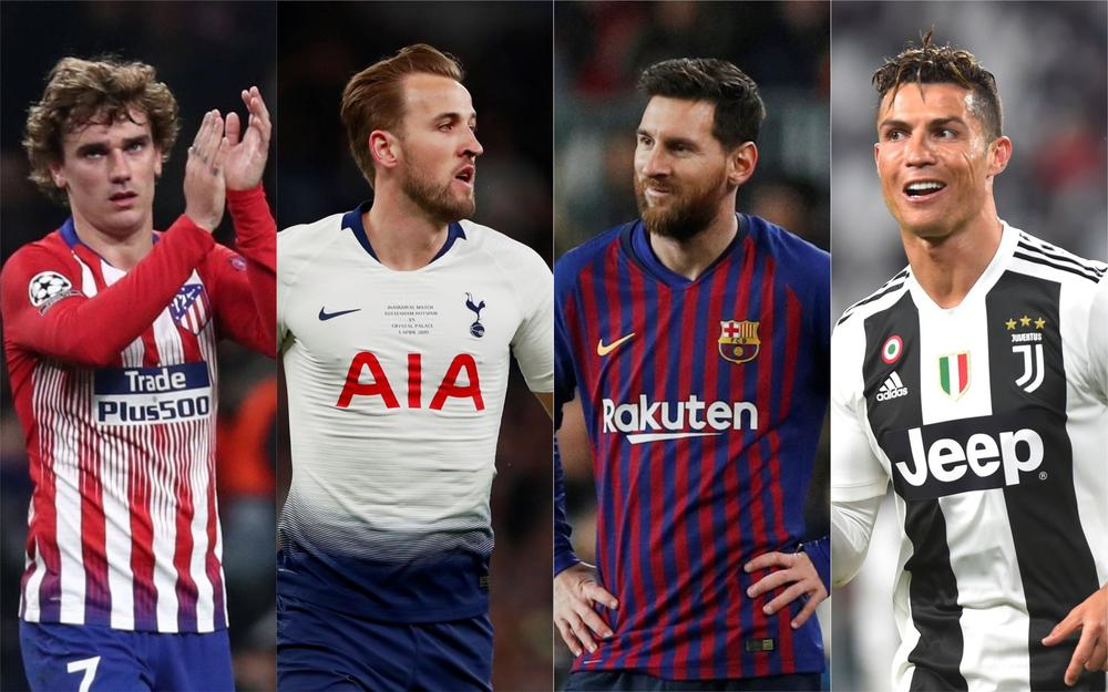 How has Atletico Madrid's reliance on Antoine Griezmann compared to Harry Kane, Lionel Messi or Cristiano Ronaldo?  | beIN SPORTS