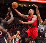 NBA : Lillard met K.O les Warriors !