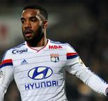 Lyon's Alexandre Lacazette Can Be World Class Insists Gerard Houllier