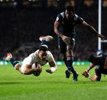 Ben Te'o Provides Late Heroics to See England Scrape Win Over France