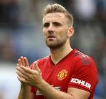 Shaw to make United return in UCL