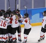 Ice Hockey - Women's Preliminary Round - Group B: Sweden 1 Switzerland 2