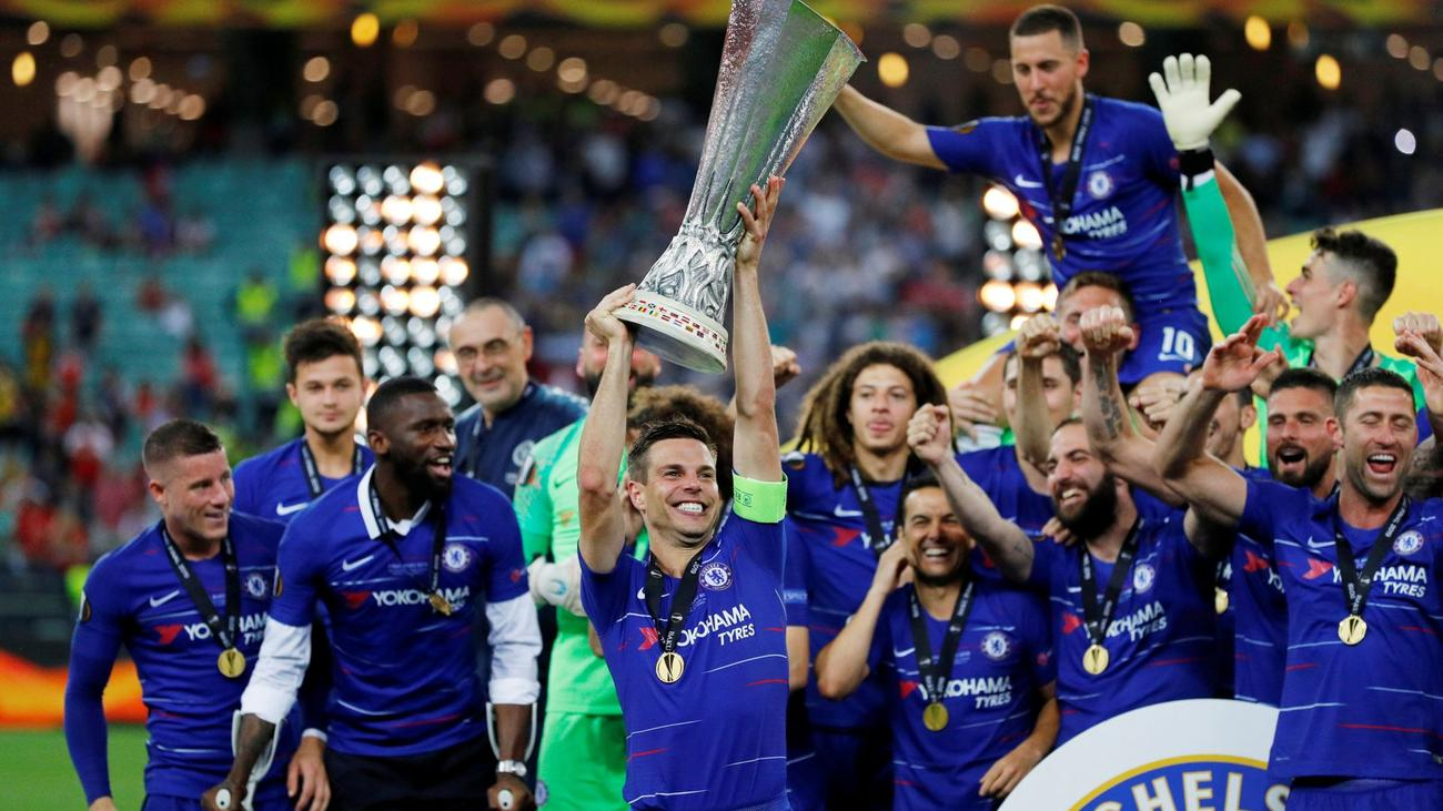 uefa europa league winners 2019 full celebrations uefa europa league winners 2019 full celebrations