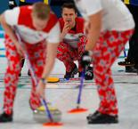 CURLING: Sweden 2 Norway 7