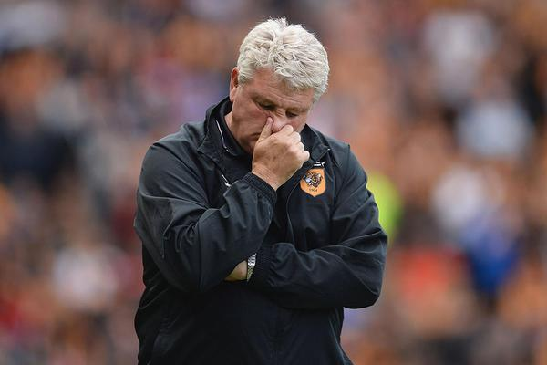 Hull City relegated from the Premier League