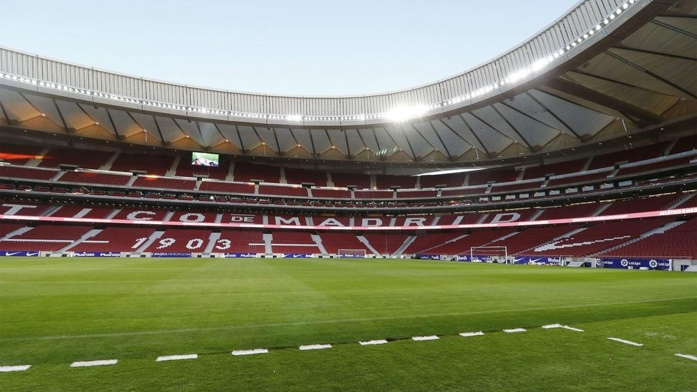 Griezmann: Wanda Metropolitano best stadium I´ve played in