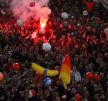Feyenoord fans banned from Champions League trip to Napoli