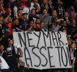 PSG Fined For Fans' Offensive Banner Aimed At Neymar