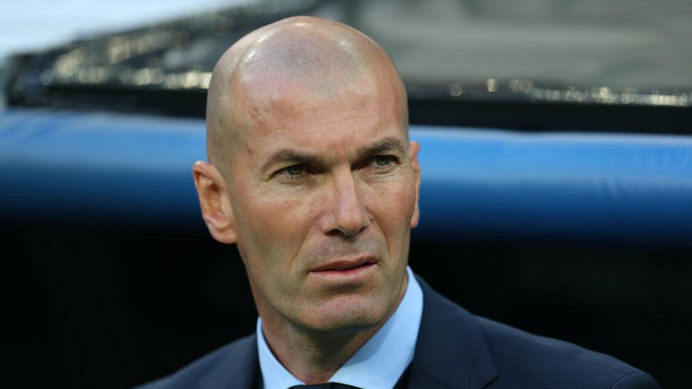 Zidane unconcerned by Cristiano Ronaldo's injury