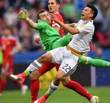 Akinfeev error sees Russia crash out