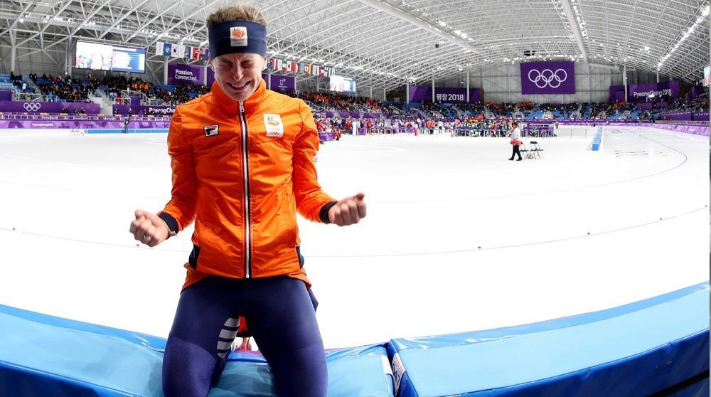 Ireen Wust wins gold to become most successful Olympic speed skater