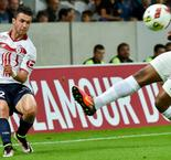 Bend it like Becks - Lille star Corchia draws inspiration from Beckham