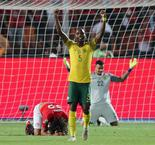 South Africa Knock Egypt Out Of AFCON