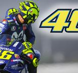 Rossi Hits Another Milestone: 46 Turns 40
