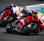 Miller Sets Sights On Petrucci's Seat