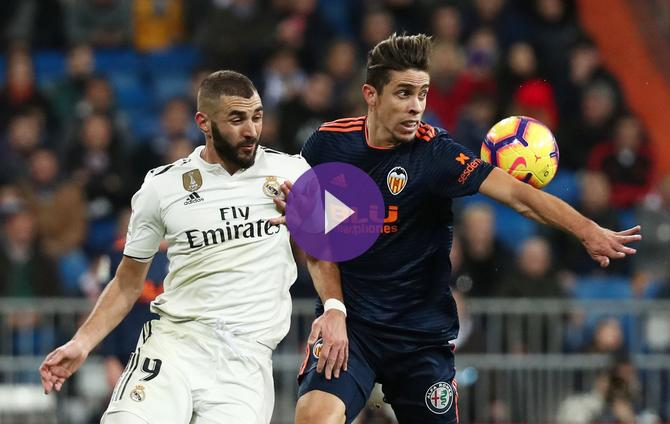 Getafe Real Valladolid Live Score Video Stream And H2h: Valencia Vs Real Madrid