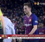 PitchCam: Ivan Rakitic In Barcelona's Come-From-Behind Draw
