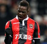 Balotelli hails Vieira as key to Nice stay
