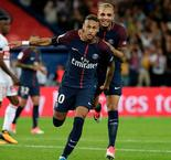 Emotional Neymar shines on Parc des Princes debut