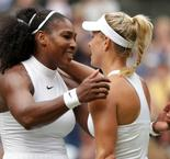 Kerber, Wozniacki congratulate mother-to-be Serena