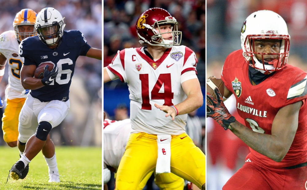 6e03b68233846 2018 NFL Mock Draft  First Round