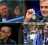 How does Sarri compare to Chelsea bosses under Abramovich?