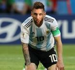 Messi to start for Argentina after nine-months out