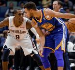 NBA - Golden State gagne mais Curry se blesse