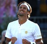 Lopez downs youngster Auger-Aliassime